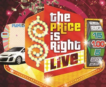 """The Price is Right Live! Branson provides guests a chance to become a part of the longest running TV game show in history. You can sign up for your chance to """"come on down"""" for a chance to play favorite games like Plinko, spin the Big Wheel, and try to win it all in the Showcase Showdown!"""