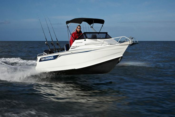 535CR | CR Models | Cuddy Cabin Roundabout Series | Bar Crusher Boats - Aluminium Boats and Fishing Boats for Sale