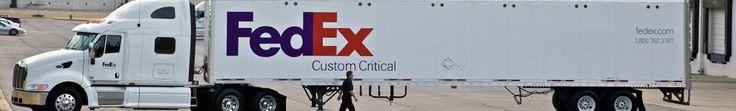 FedEx Custom Critical | Owner-Operator Extranet | Login Page