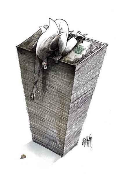 El centavo | Ángel Boligán | Regràfica