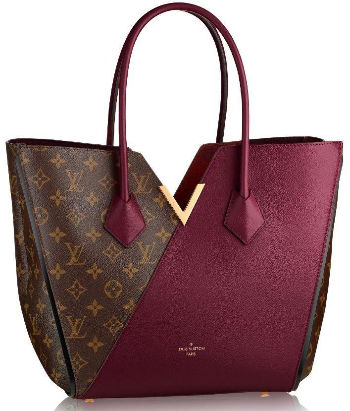 THe first monogram bag I might actually want. Louis-Vuitton-Kimono-Tote-Bag-Purple
