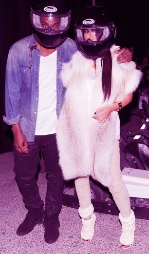 Kim Kardashian and Kanye West Together