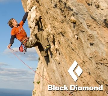 Black Diamond Equipment - not only a great producer of climbing equipment but also a company with a clear, well promoted and well known passion for clean climbing. They do not stray from the principle of producing high end goods with a low impact and I think this is very admirable. As the sport relies on, affects and promotes nature, I think its vital that all people/companies involved in climbing promote good ethics and positive environmental practices.