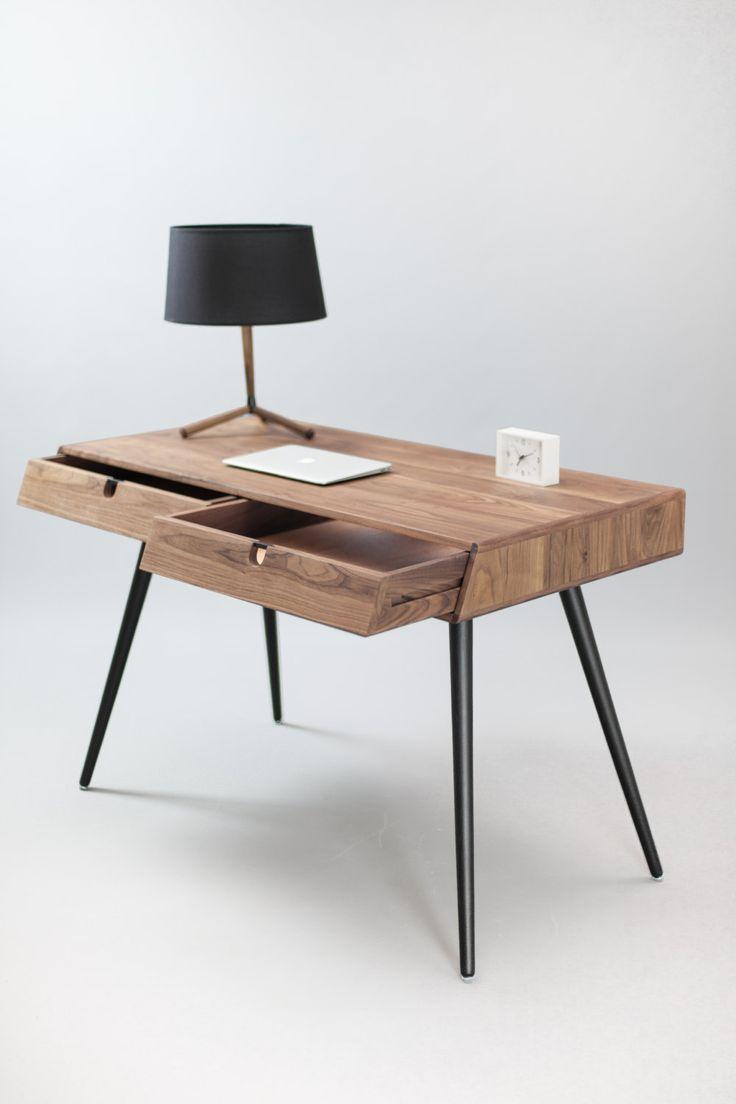 63 best Desk, bureau, escritorio images on Pinterest   Joinery ...