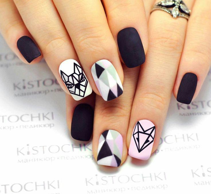 Nail art inspirations pour tout type de saisons/seasons....