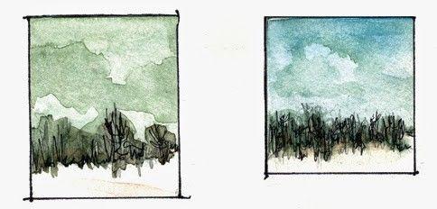 Urban Sketchers: The Poetry of Speed Sketching