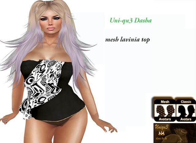 dare 2be Uni-qu3: sales mesh time.....# 2