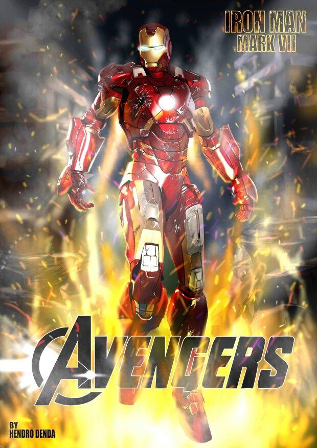 Mark VII iron man