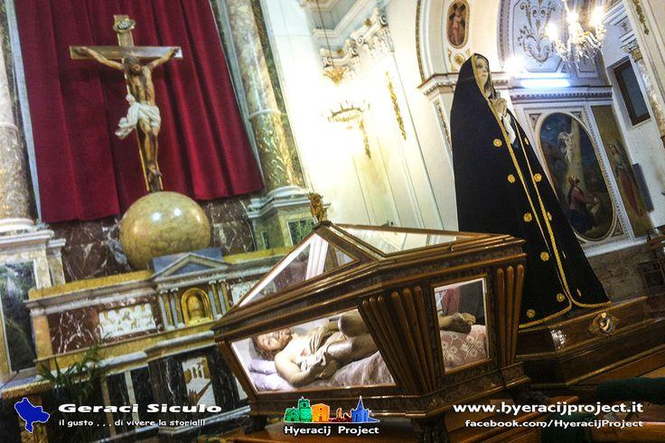 #GeraciSiculo, Venerdì Santo 2017!! Il portale ufficiale del progetto 👉 www.hyeracijproject.it