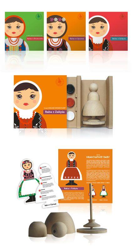 krakowskie baby od NOBO design