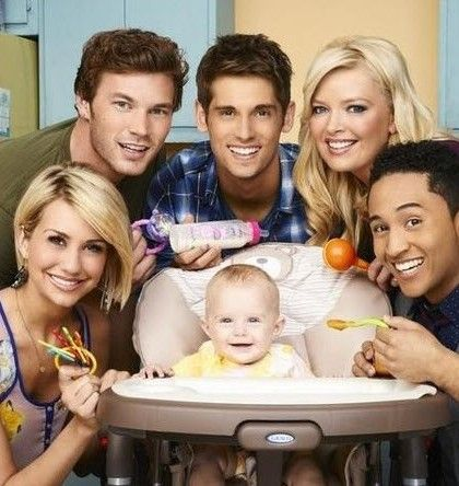 Baby Daddy. I don't normally watch ABC Family shows, but this one is funny.