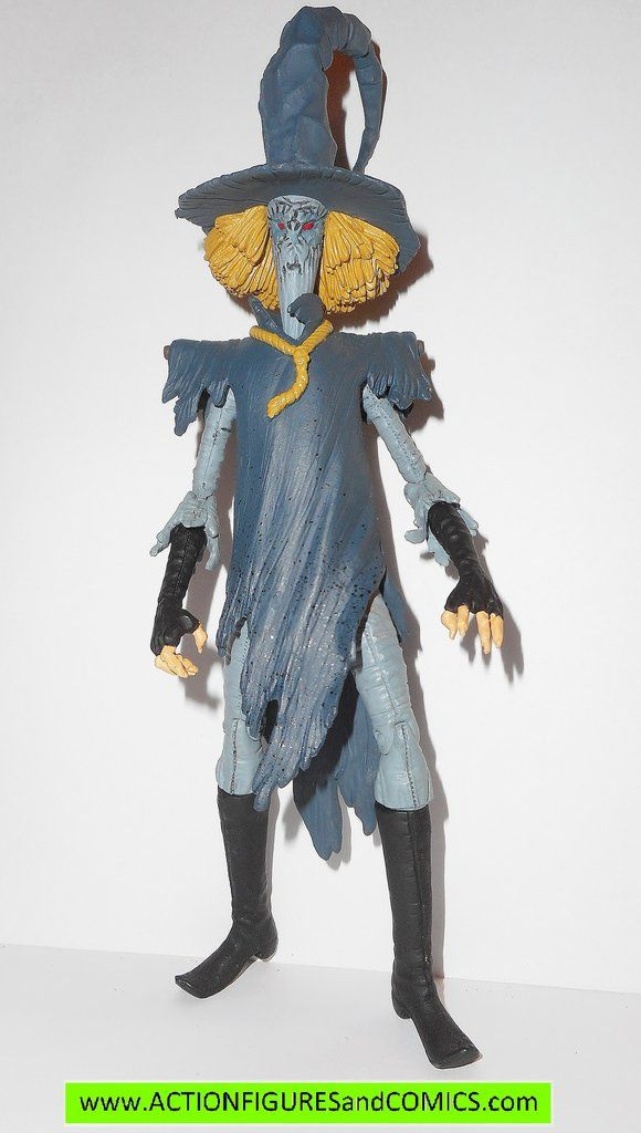 DC Direct / DC Collectables action figures for sale to buy 2007 SCARECROW unmasked - Jonathan Crane BATMAN: DARK VICTORY series Condition: Excellent.nice paint, nice joints. nothing broken or damaged