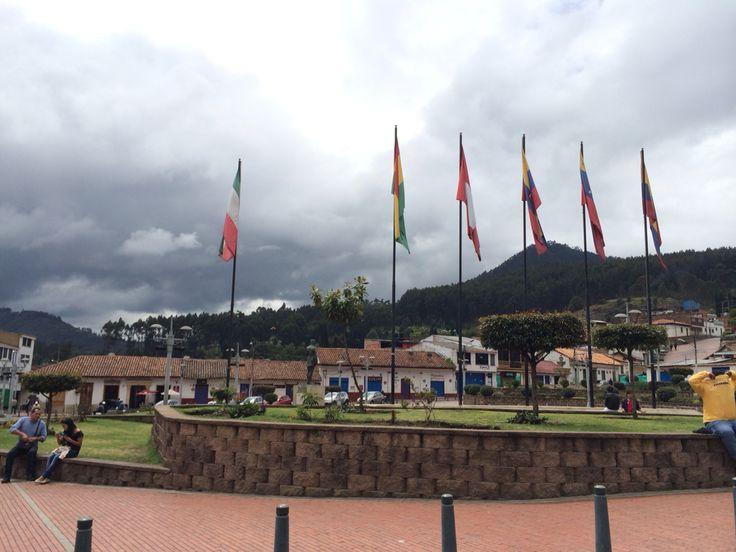 Zipaquirá, Colombia; Mina de sal.