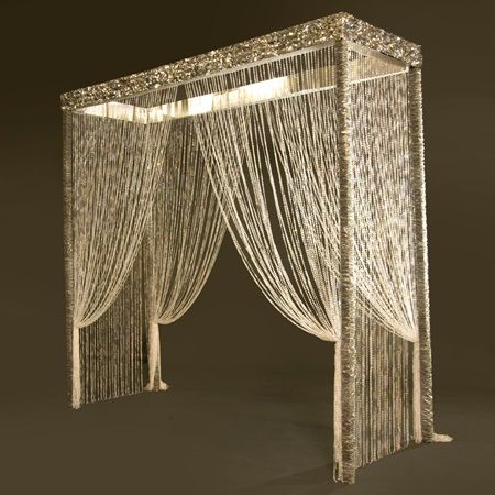 Flashy and Bold Beaded Frame Kit-Ballroom, Great Gatsby ...
