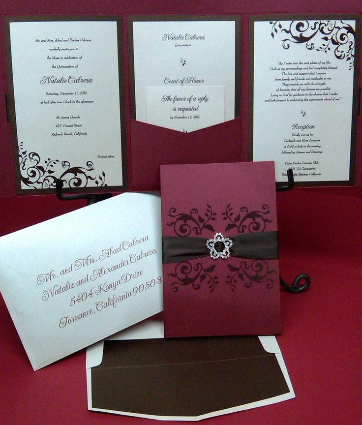 fast shipping wedding invitations%0A Beautiful invite