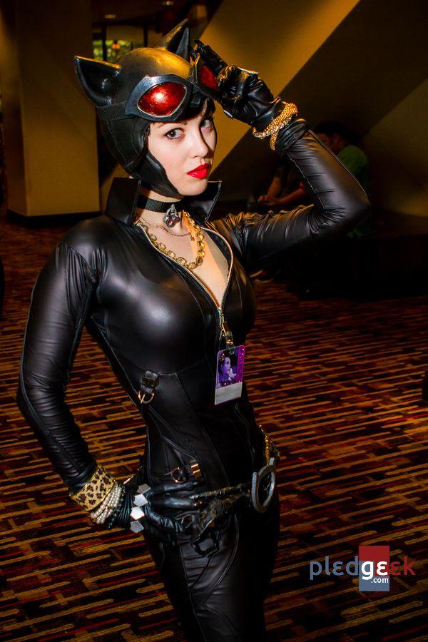 wild fantasy hamburg catwoman kostüm latex