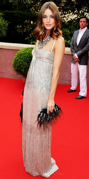 She always gets it right. #adore   -Olivia Palermo in Valentino (Spring 2009 Couture)