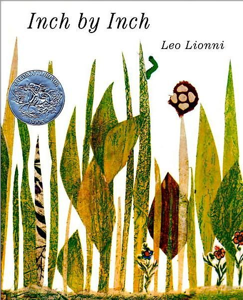 best bedtime book INCH BY INCH by leo lionni