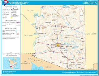 FlashTyme : Daylight Savings Arizona