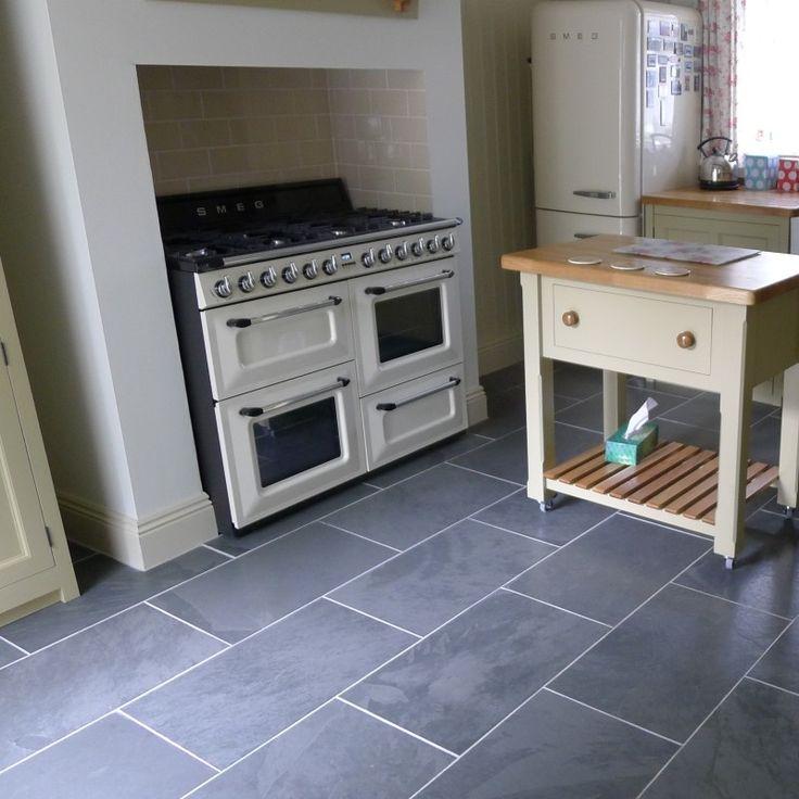 White Kitchen Slate Floor: Best 25+ Slate Floor Kitchen Ideas On Pinterest