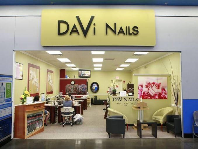 Da Vi Nails Prices Nail Prices Nail Repair How To Do Nails
