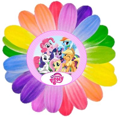 Free My Little Pony Party Printables - invitations, table decorations, and more.