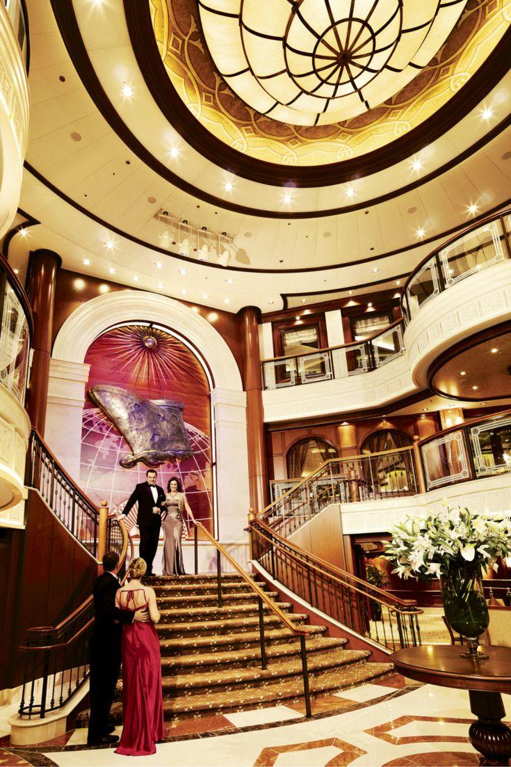 Cunard Queen Victoria 4 night, mini cruise from ONLY £349pp #Cunard #3Queens #QueenVictoria #Luxury #Travel #Inspiration