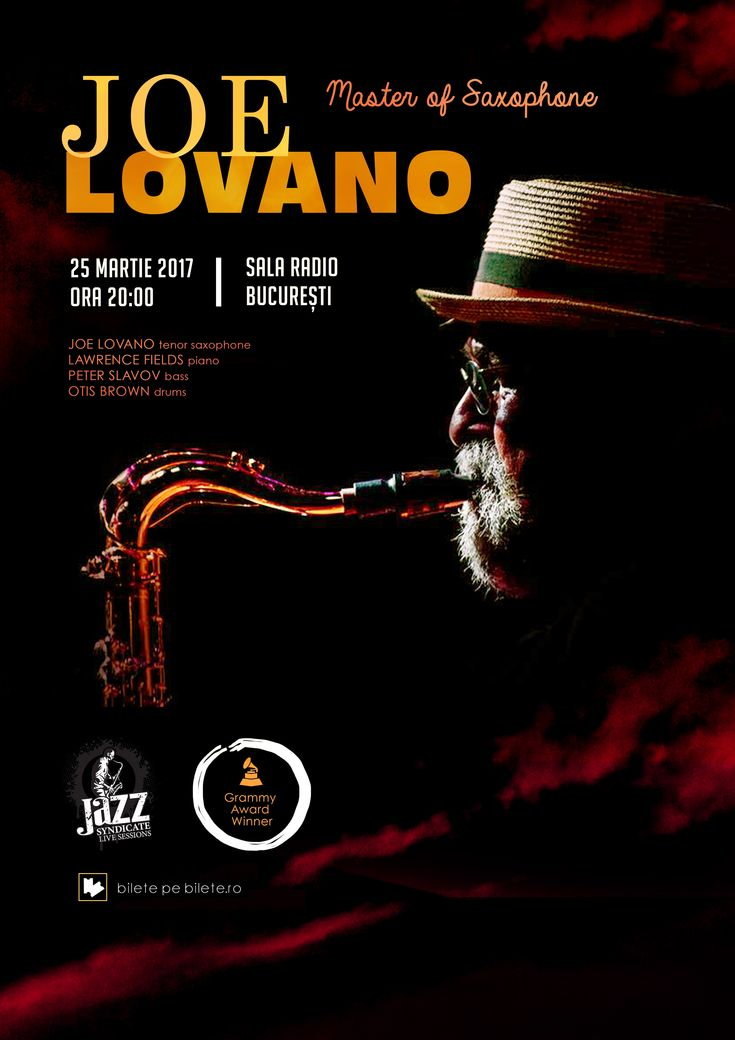 Joe Lovano - Master of Saxophone