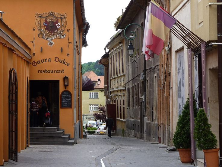 Brasov, City, Transylvania, Romania, Street, Historic  -- This month, we're interviewing women from all over the world and asking them about their experiences traveling to Bucharest. We had the privilege of speaking with Abi Goodman about her experience traveling to Romania. Here's a glimpse into our conversation.