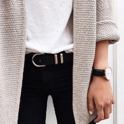 minimalist & chic