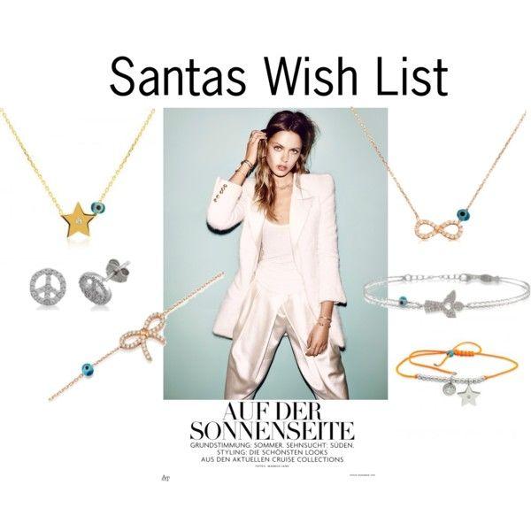 """Santas Wish List"" by susie1971 on Polyvore"