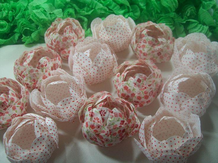 Flores de tecido: passo a passo e inspirações criativas