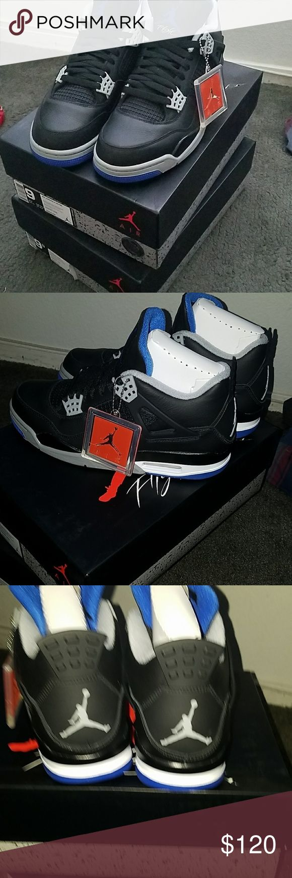 Jordan 4 motorsport Text me if interested comes with receipt and all my shoes are new and deadstock (702) 500-4706 Jordan Shoes Sneakers