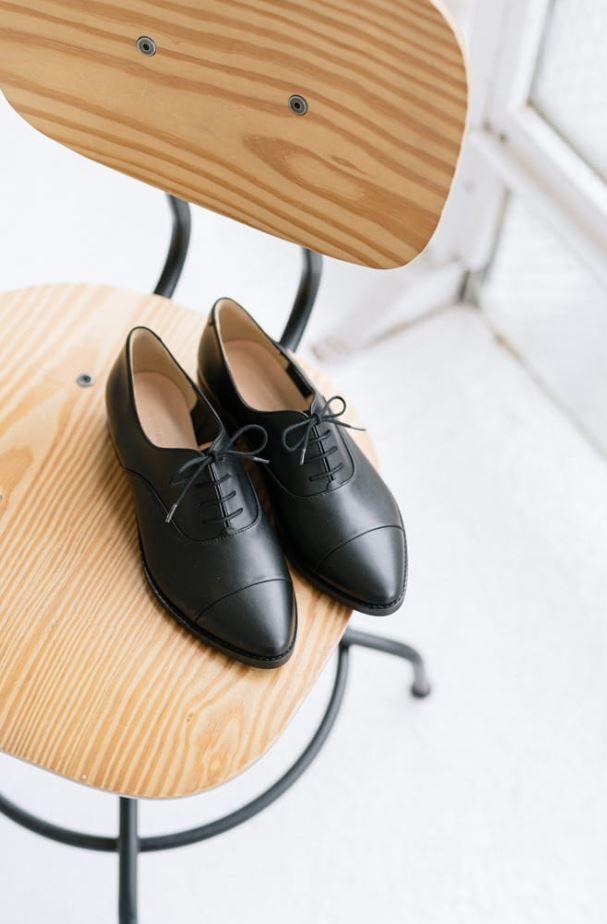 Oxfordy Damskie Skorzane Dance Shoes Shoes Tap Shoes