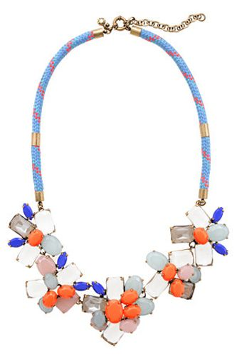 10 Gorgeous J.Crew Jewels To Elevate Any Outfit #refinery29 -- Bought it, trying to figure out how to wer it into fall