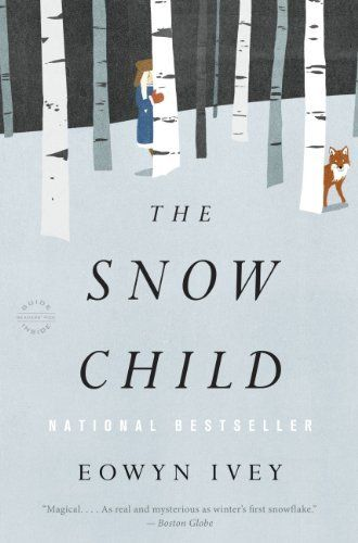 The Snow Child: A Novel (Pulitzer Prize in Letters: Fiction Finalists) by Eowyn Ivey, http://smile.amazon.com/dp/B004RD856M/ref=cm_sw_r_pi_dp_XNJ3ub0P6DWMT - Book Club May 2014