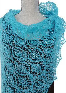 "Hand made Shawl ""Pelicans&Pearls"" by Larisa Berestovitsky Each one of my Hand-knit Lace Shawls is an original design, and no two creations are the same! Handmade Lace Shawl Scarf Wrap Poncho Wedding accessories Women's gifts Birthday gift Gift for mom Evening Vacation Luxurious Knitwear"