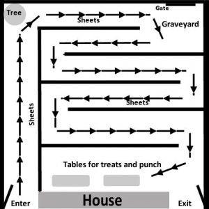 How To Create a Backyard Haunted House | Halloween Experts