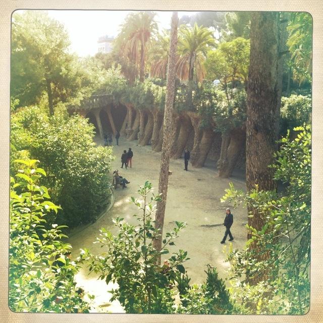 Parco Güell