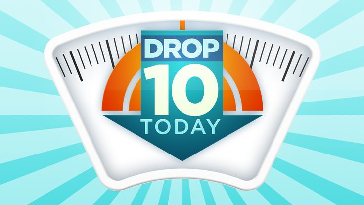 Join Joy Bauer's Drop 10 TODAY! Her meal plans will help you get healthy just in time for summer.