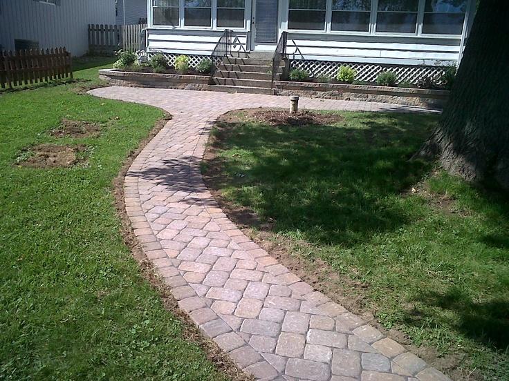 backyard walkway outdoorsy pinterest backyards backyard walkway