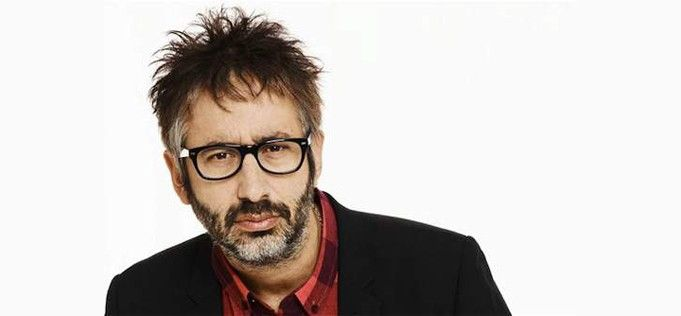 *NEW VENUE* David Baddiel on Fame