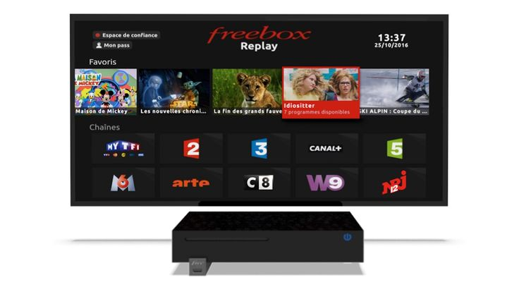 Freebox Replay : 29 nouvelles chaînes TV by CANAL et une nouvelle interface - https://www.freenews.fr/freenews-edition-nationale-299/freebox-tv-3/freebox-replay-29-nouvelles-chaines-tv-by-canal-nouvelle-interface