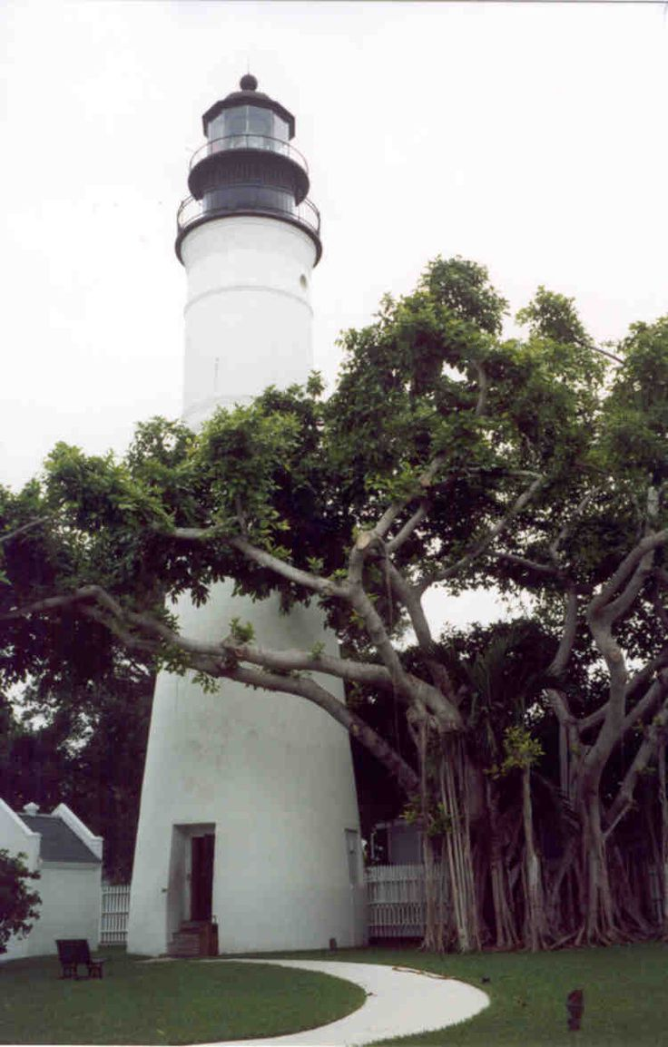 Key West Lighthouse-Been there. Done that!