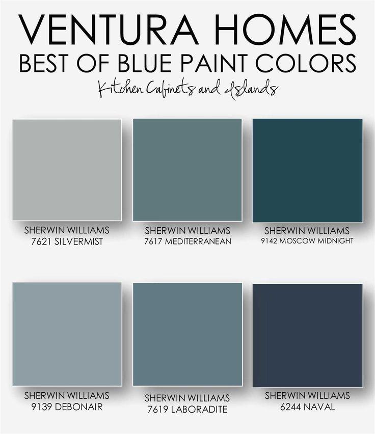 Home Decor: Gray Blue Paint Colors Gray Blue Paint Colors Behr Ideas For 2018 In…