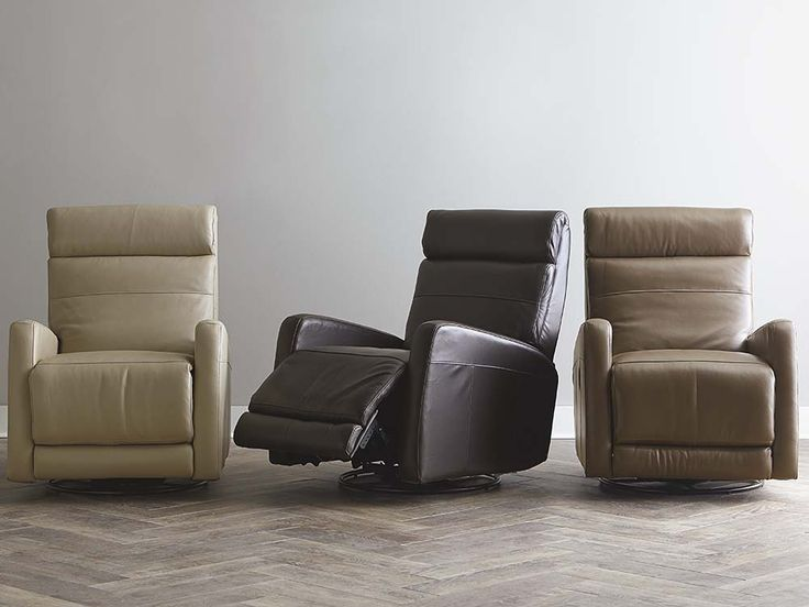 swivel glider recliner by bassett furniture