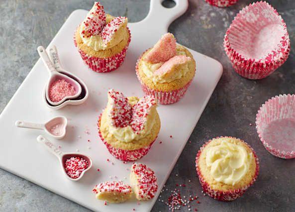 Individual fairy cake recipe