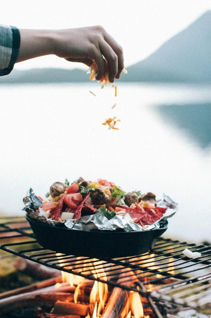 21 Recipes That Make Camping Feel Like Glamping #theeverygirl