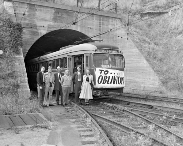 Lost Tunnels of Downtown L.A.