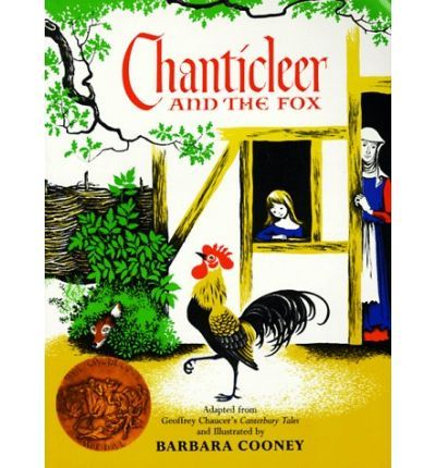 King of the barnyard, Chanticleer struts about all day. When a fox bursts into his domain, dupes him into crowing, and then grabs him in a viselike grip, Chanticleer must do some quick thinking to save himself and his barnyard kingdom.